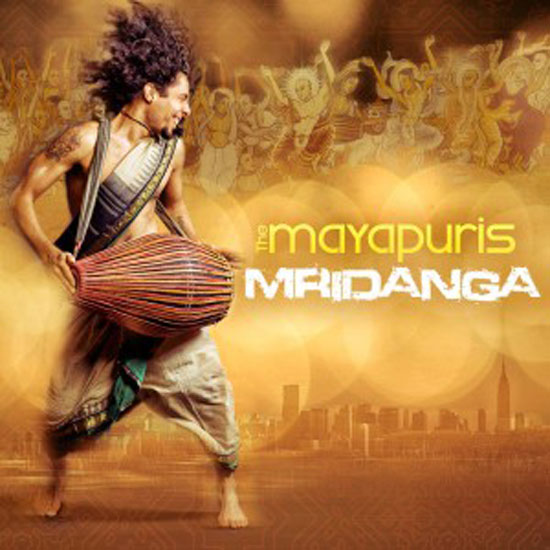 Mridanga Mayapuris CD