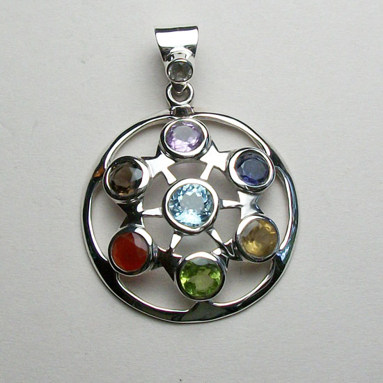Wheel of Time Pendant