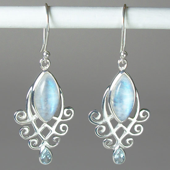 Moonstone Filigree