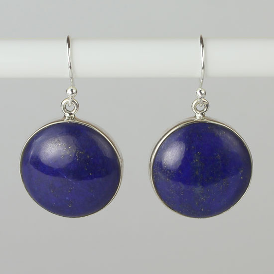 Lapis Earth Glory Earrings