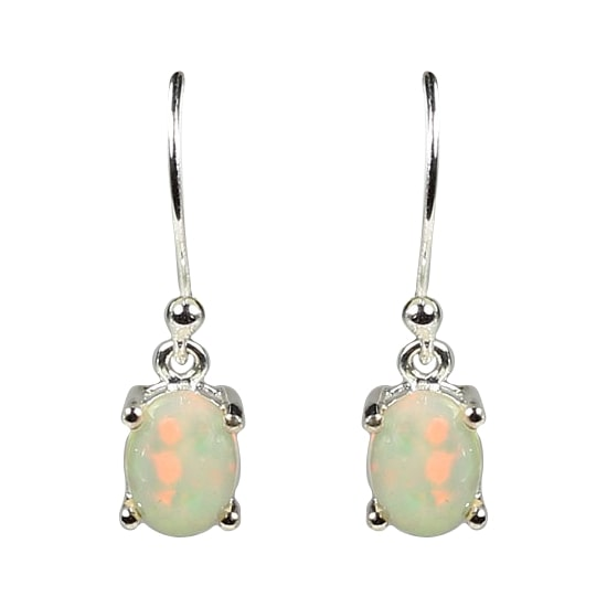 Opal Ethiopian Earrings