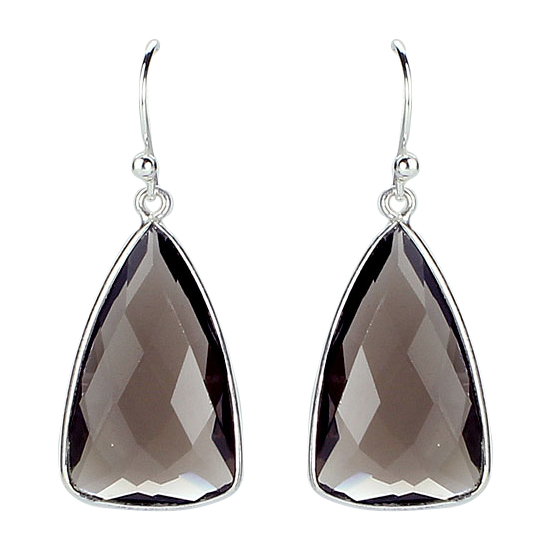 Smokey Quartz Charisma Earrings