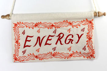Energy - Good Karma Sign