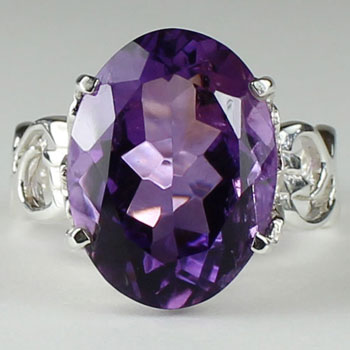Amethyst Fancy Ring
