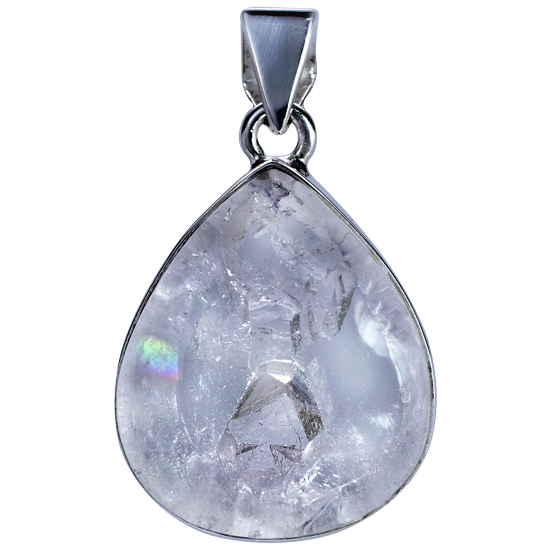 Manifesting Crystal Inner Child Pendant