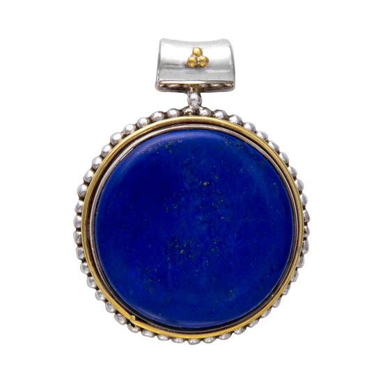 Lapis Night Sky Pendant