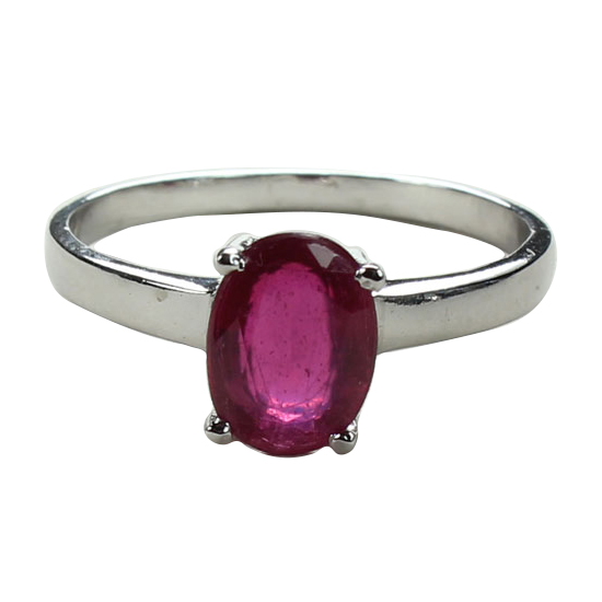 Ruby Natural Ring