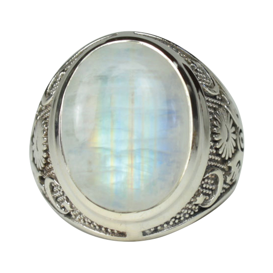 Moonstone Mystical Wonder Unisex Ring