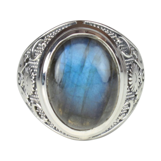 Labradorite Mystical Wonder Unisex Ring