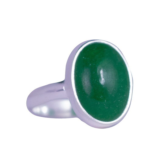 Jade Forest Ring