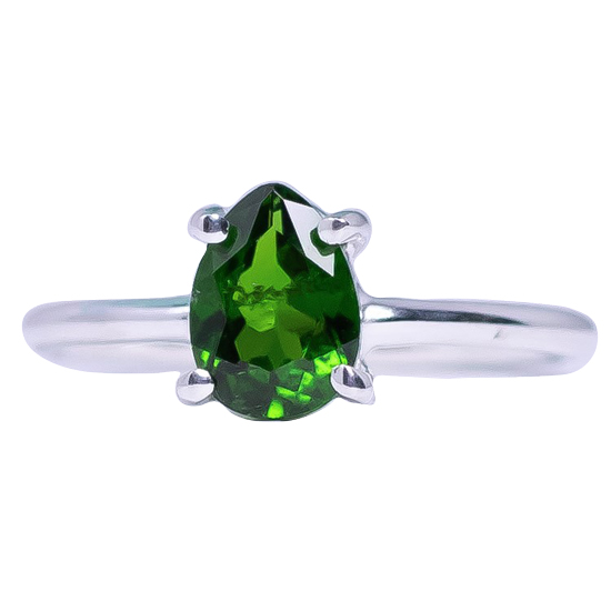 Chrome Diopside Siberian Emerald