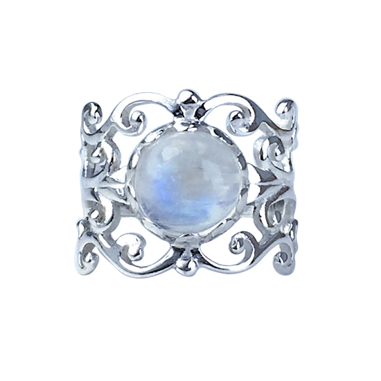 Moonstone Pure Joy Ring