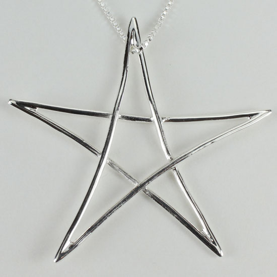 Star Pentacle Large