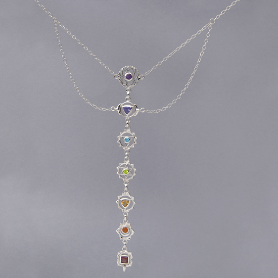 Chakra Authentic Symbol Necklace