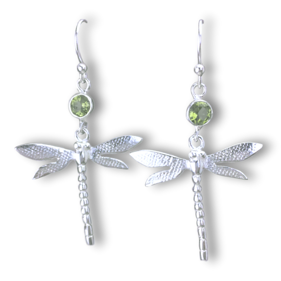 Perdot Dragonfly Earrings