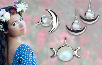 moonstone goddess collection