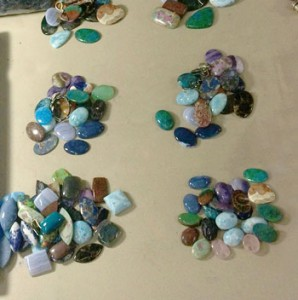 Sorted Gemstones