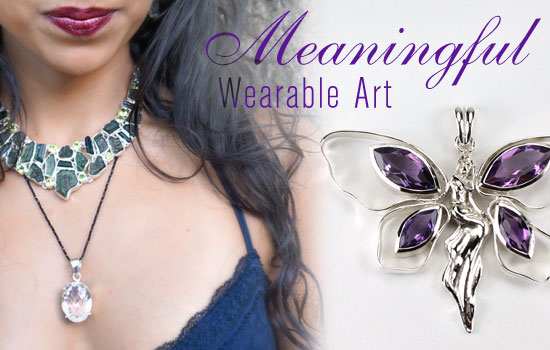 Meaningful Wearable Art